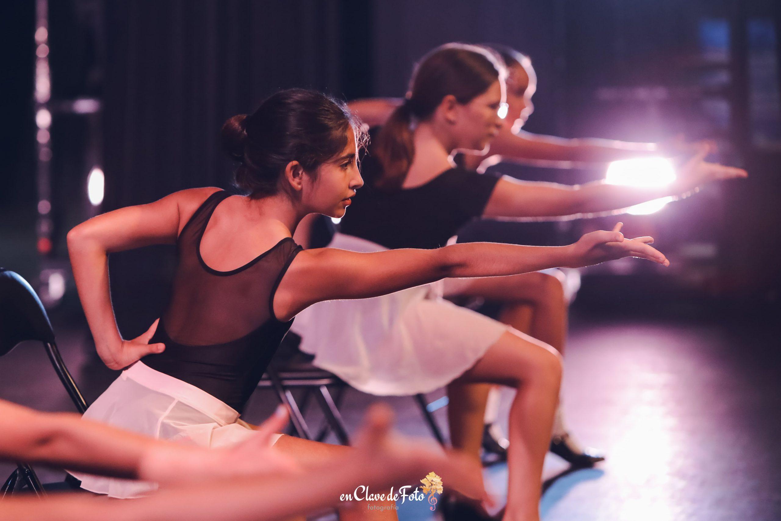 danza concha niñas ballet murcia