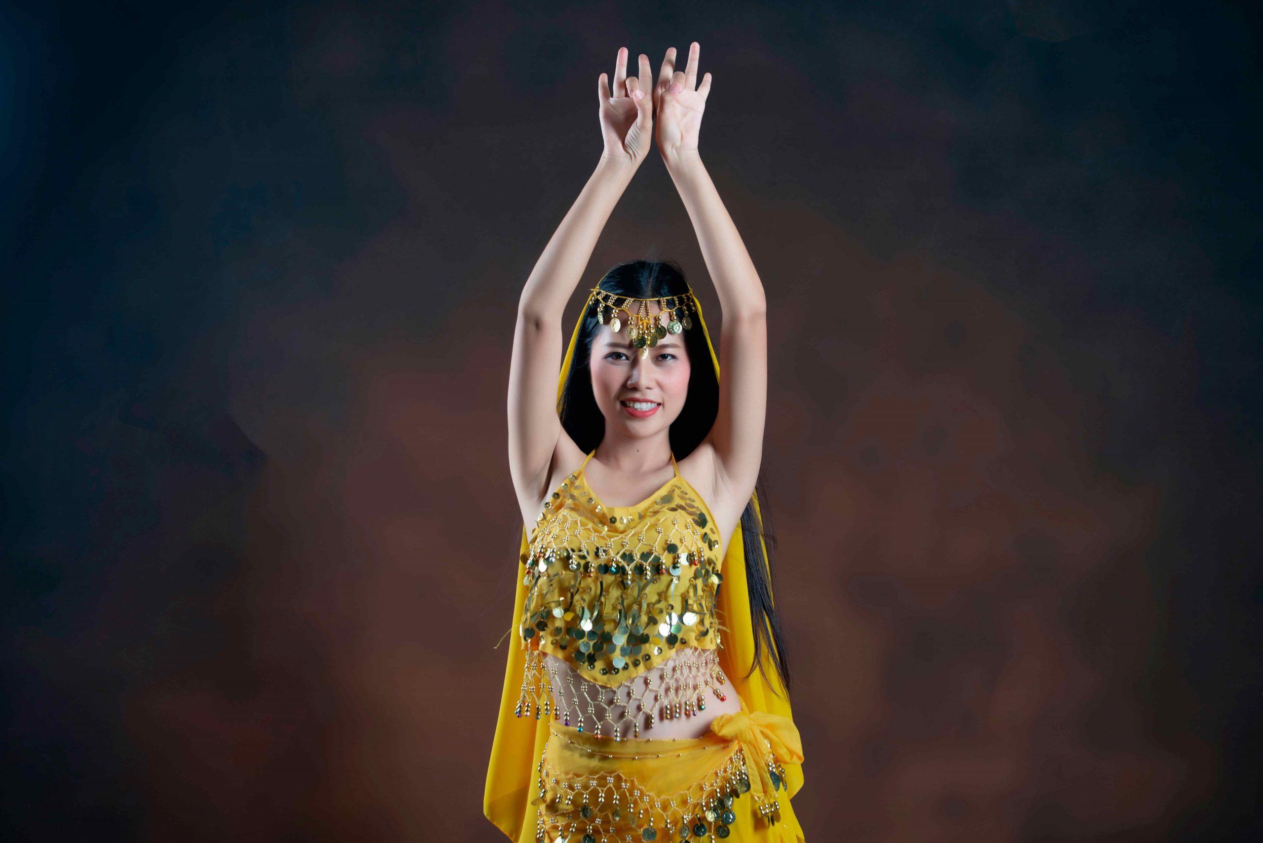 danza oriental bollywood