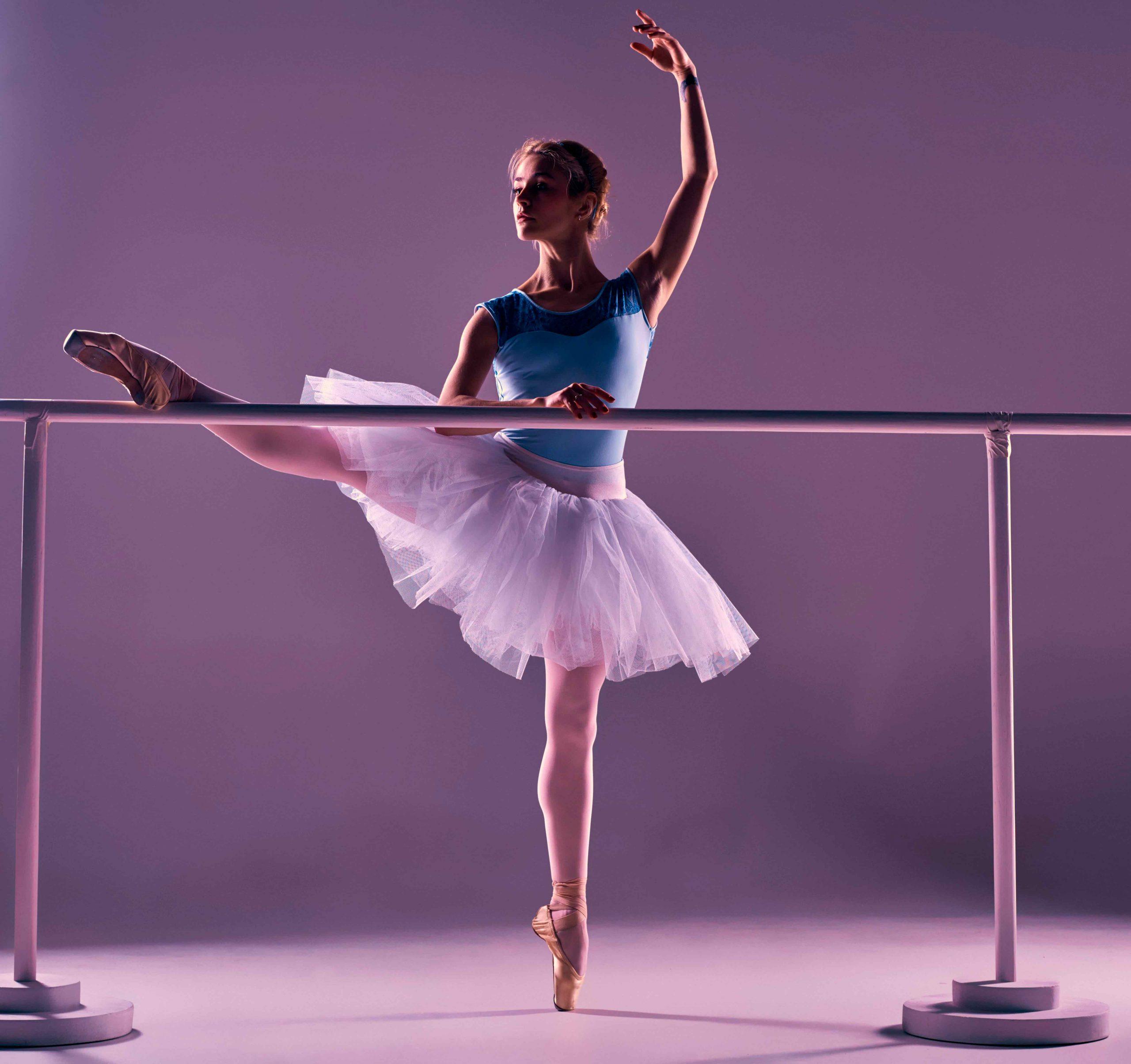 bailarina clasico danza concha