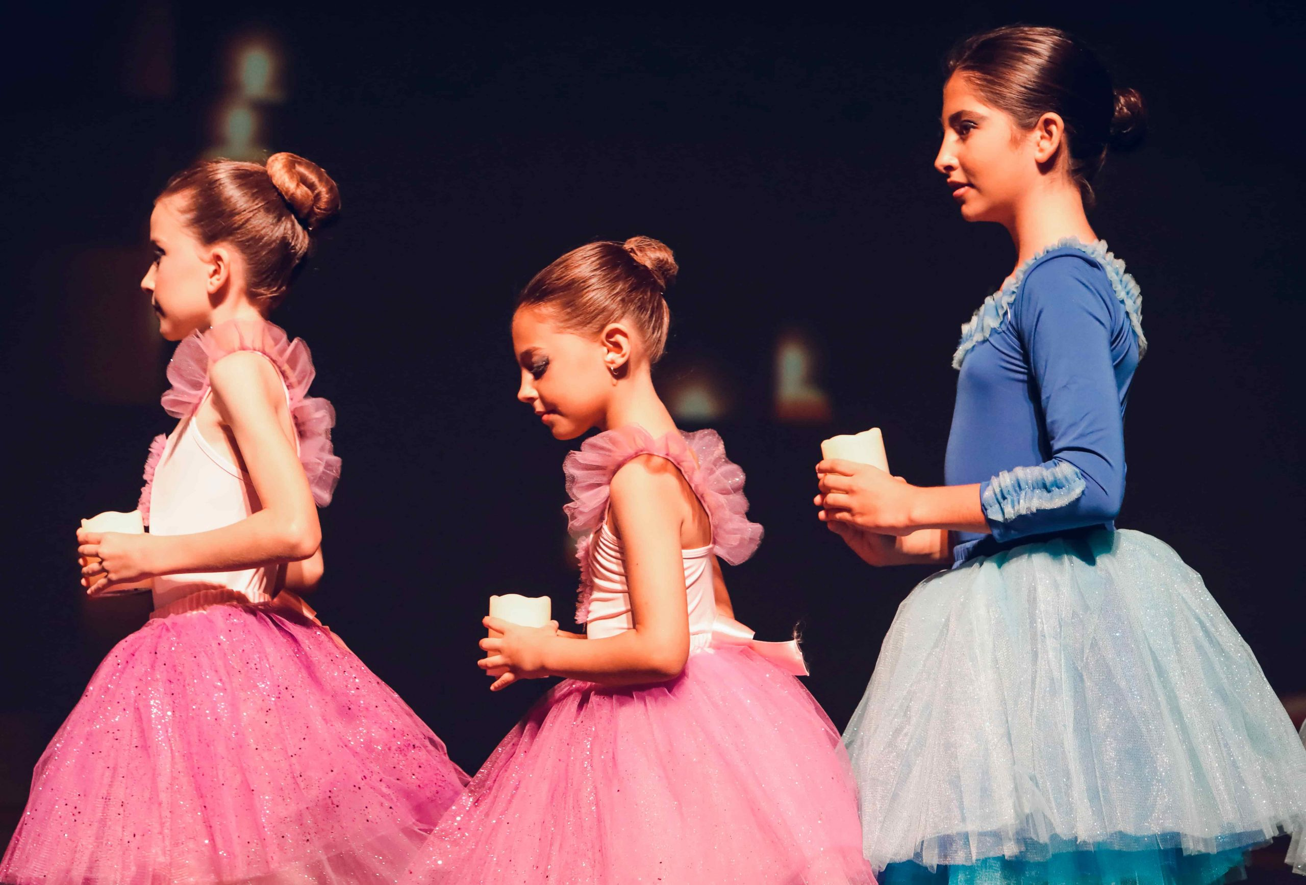 danza concha niñas urbano murcia